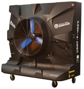 Industrial air cooler hurricane 3600 Portacool