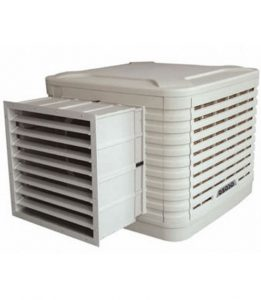 Installed-fixed-Evaporative-coolers