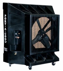 Mobile cooler 36 Inch HP Variable Speed