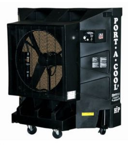 Portable Air cooler 24 HP Variable Speed