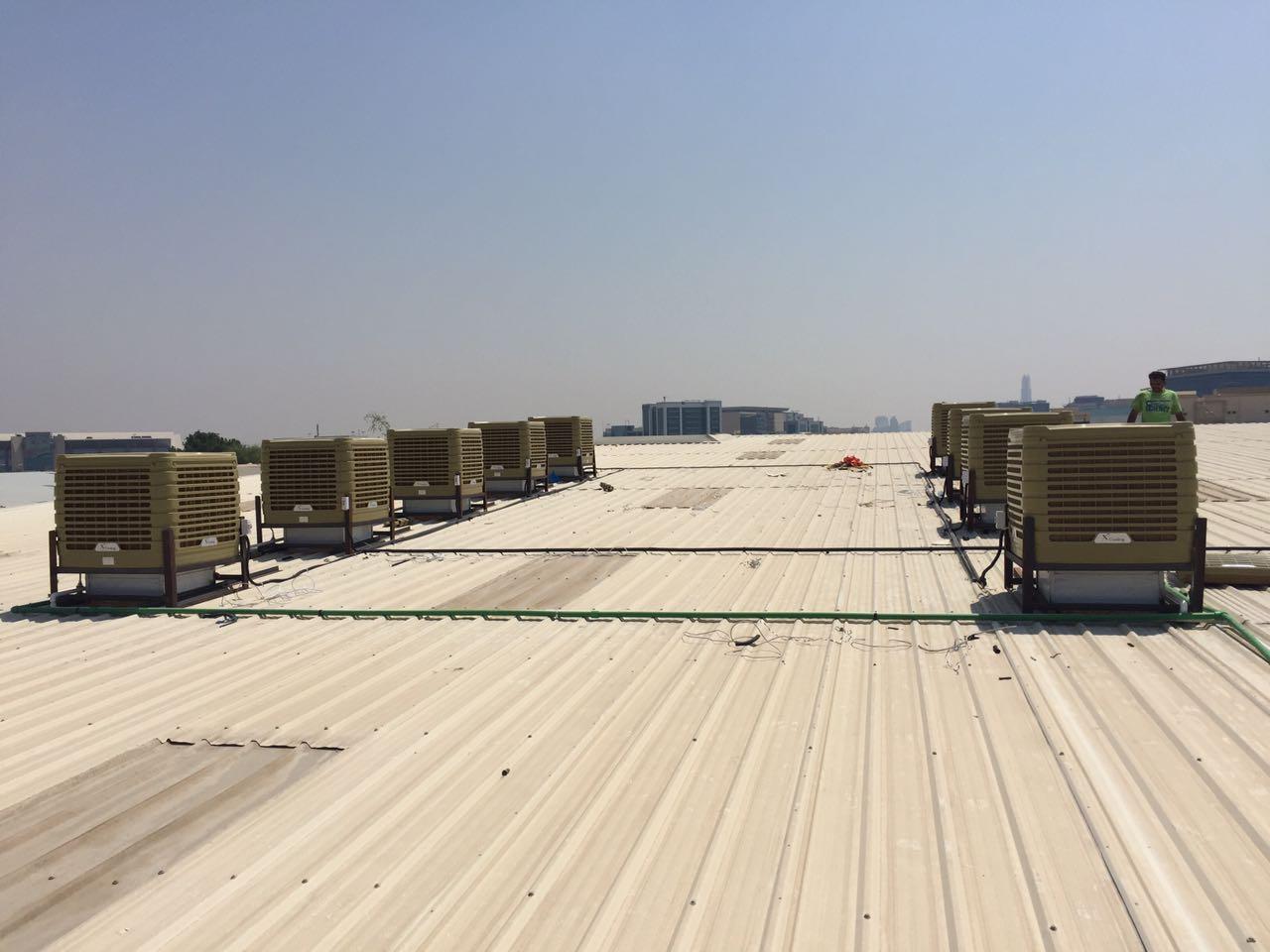 xcooling evaporative outdoor coolers
